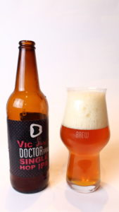 Vic Secret - Doctor Brew